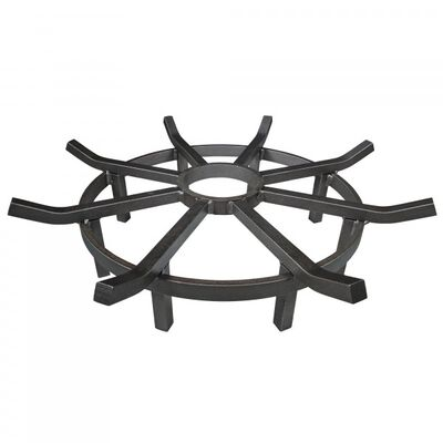 "24"" Wagon Wheel Fire Grate"