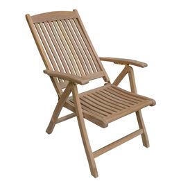 Grade A Teak Folding Armchair