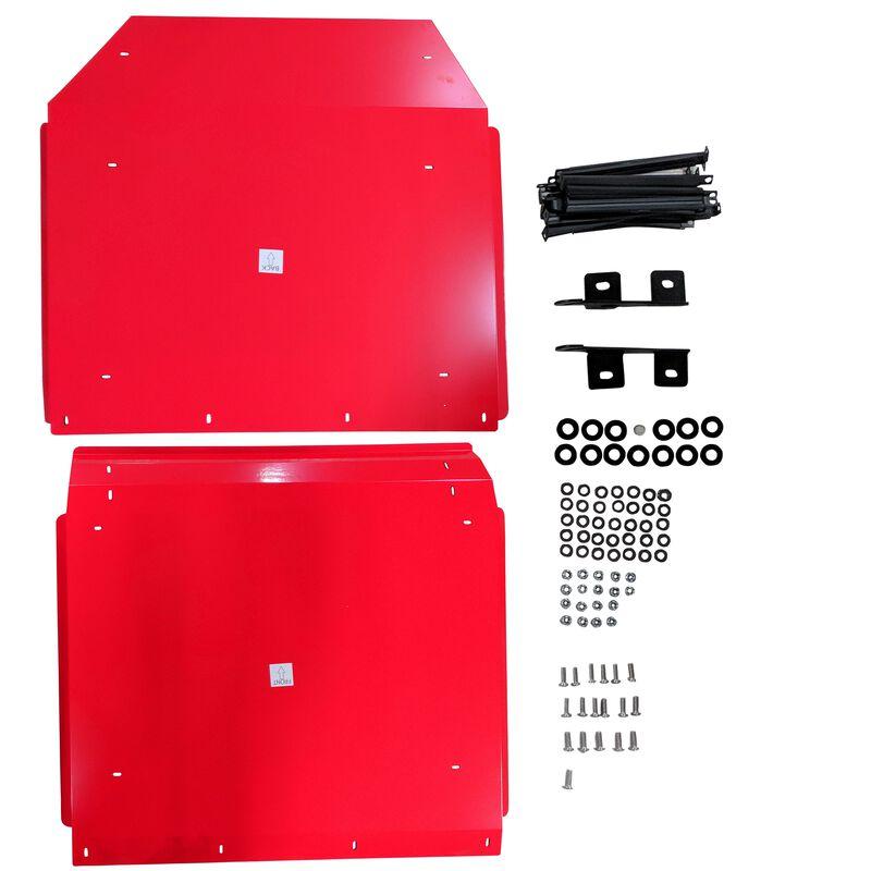 Red Aluminum Roof fits Polaris RZR 4-Door