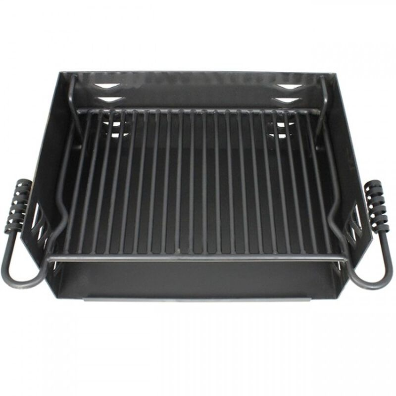 Single Post JUMBO Park Style Grill