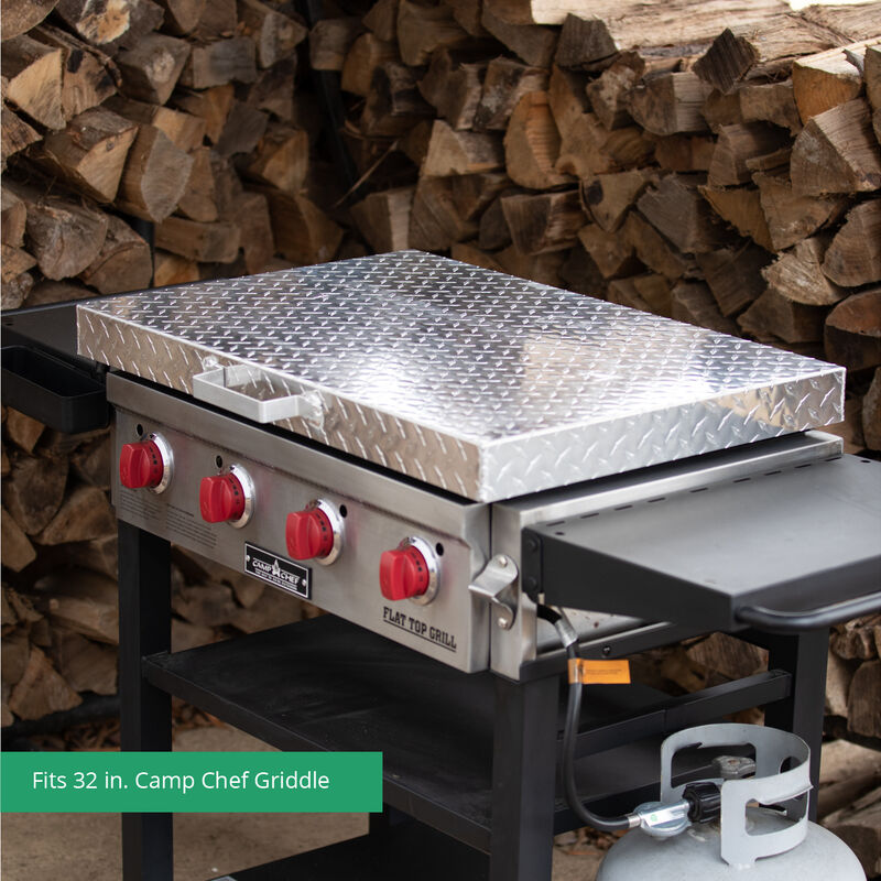 32-in Griddle Cover Fits Camp Chef Flat Top Griddle