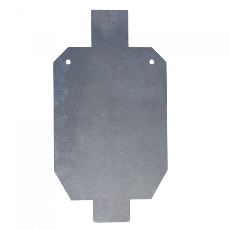 "Silhouette Shooting Target | AR500 Steel | 22.5"" x 12"" x 3/8"" | V2"