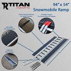 Snowmobile & UTV Ramp Aluminum - Snowmobile Truck & Trailer Loading Ramps