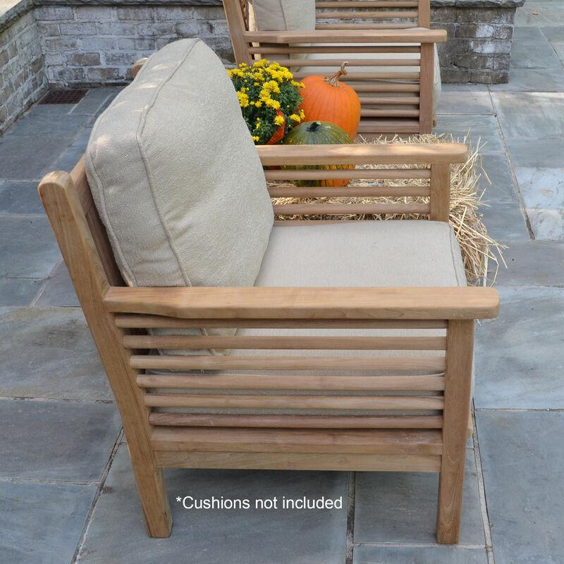 Teak Vincent Lounge Chair