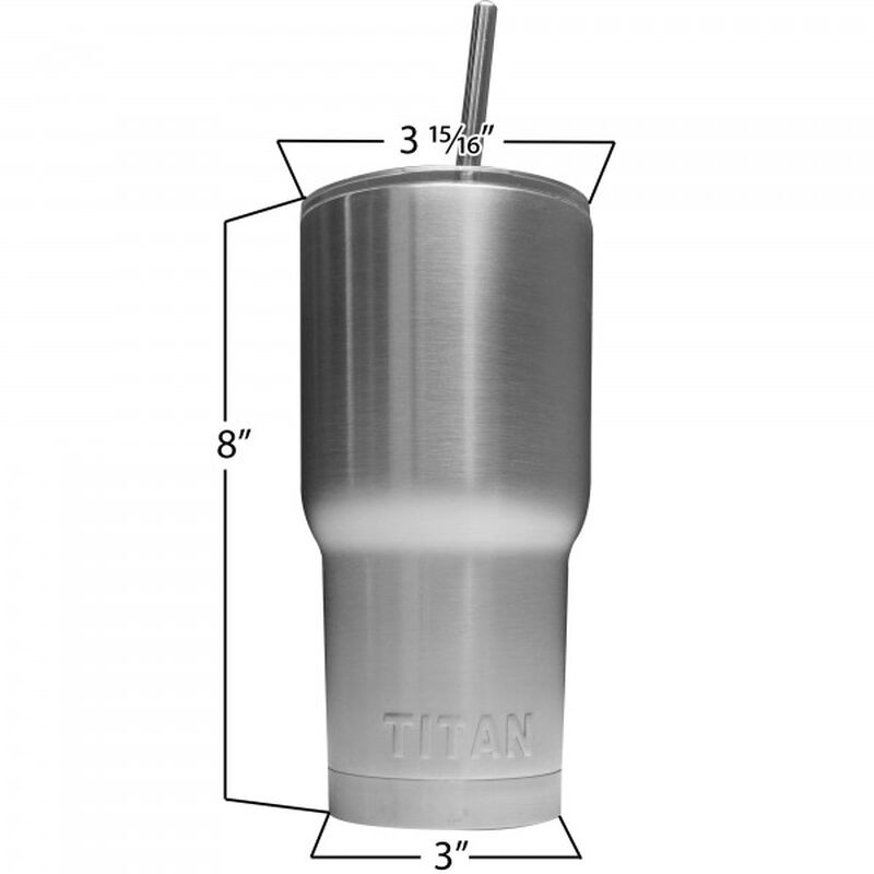 Set of 30 - 30oz Stainless Steel Tumblers