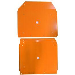 Orange Aluminum Roof fits Polaris RZR 4-Door