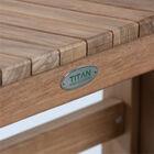 Grade A Titan Teak Spa Steps