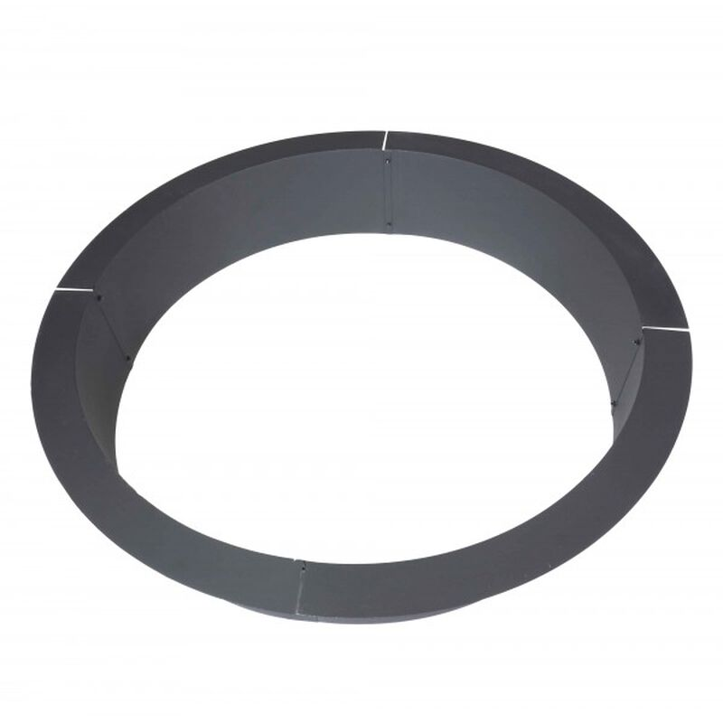 "46"" In Ground Steel Fire Pit Liner"