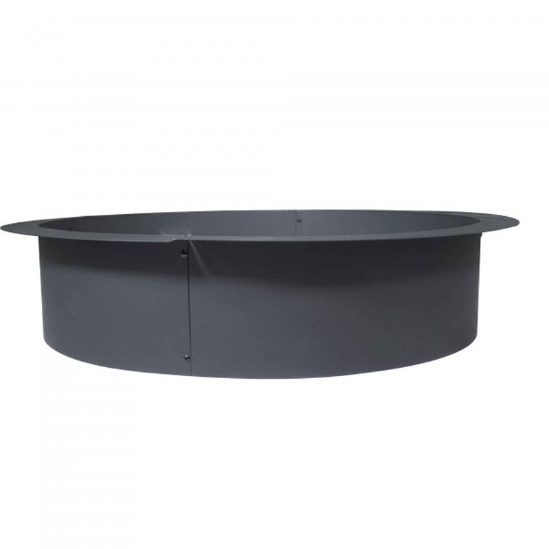 """46"""" In Ground Steel Fire Pit Liner"""
