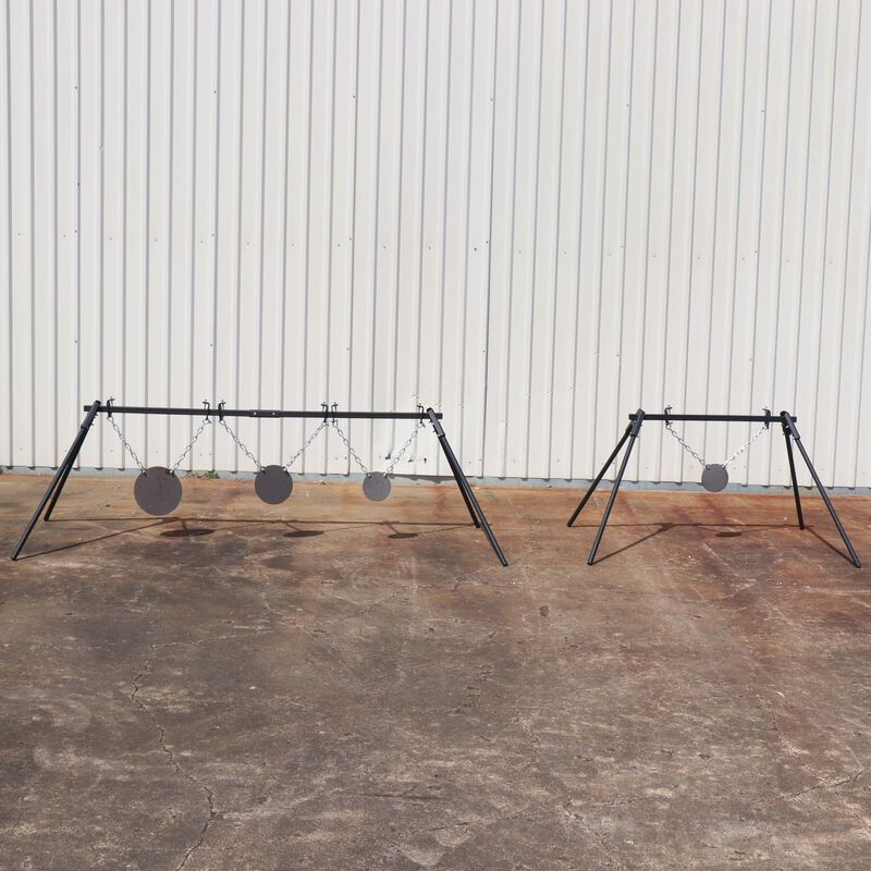 Gong Shooting Stand | Single Target