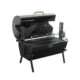 4W Rotisserie Grill with Hood
