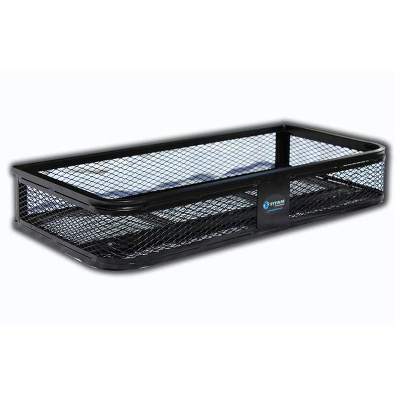 Universal Front ATV Cargo Basket Rack Luggage Carrier