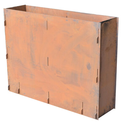 "Corten Steel Planter Box | 39"" x 10"" x 30"""