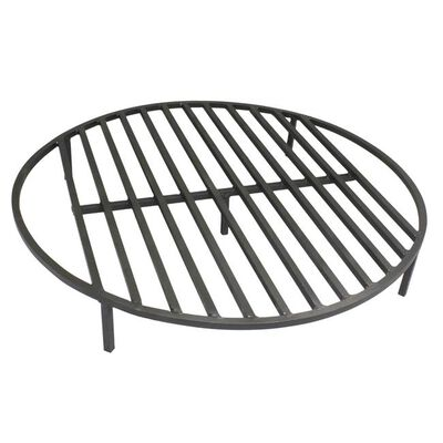 "30"" Heavy Duty Round Fire Pit Grate"