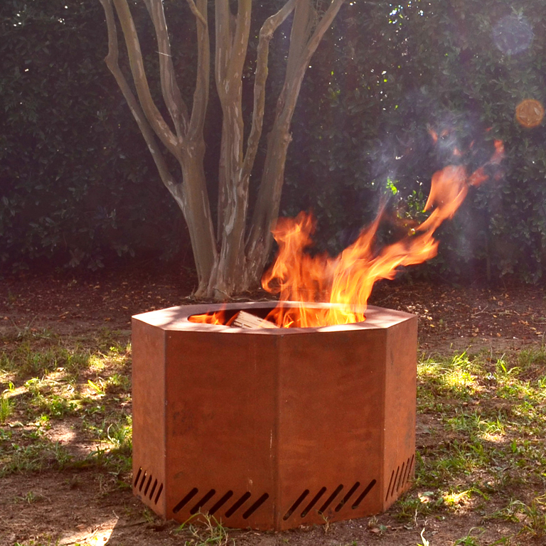 Promotion - Backyard Fires, Fire Pits, Log Racks - Shop Now