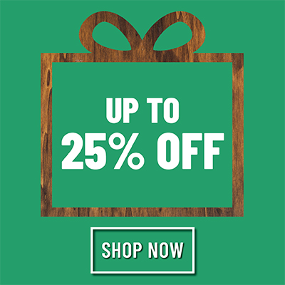 25% Off Savings