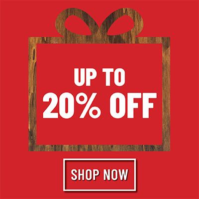 20% Off Savings