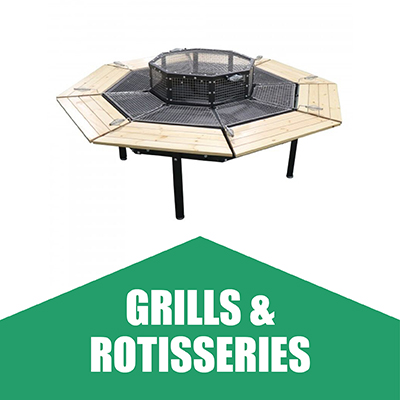 Grills and Rotisseries Sale
