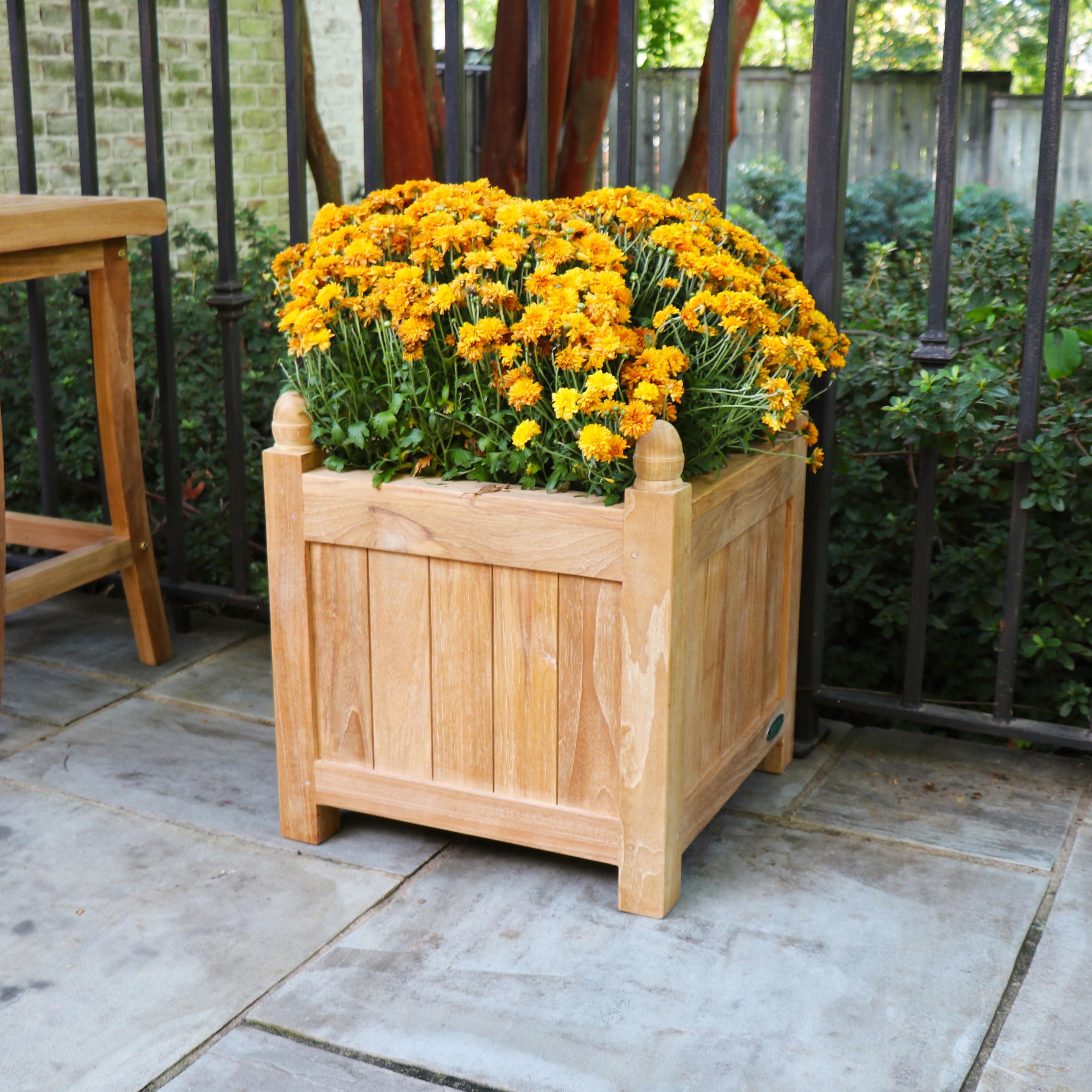 Teak Gardening & Other
