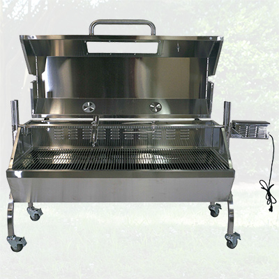 25W Rotisserie with Hood