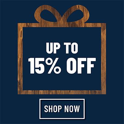 15% Off Savings