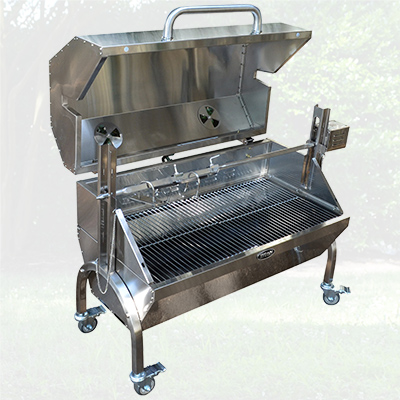35W Rotisserie with Hood