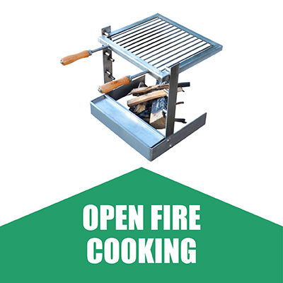 Open Fire Cooking Sale
